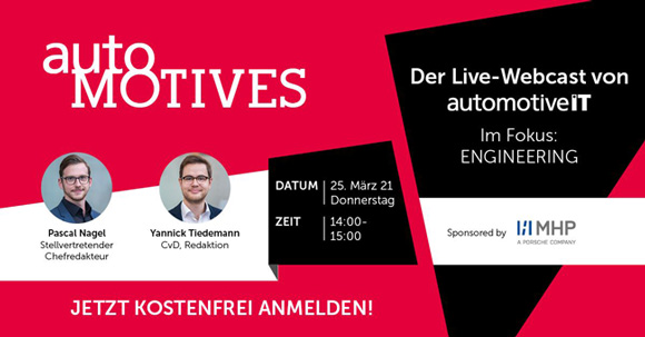 Headergrafik zum autoMOTIVES - Thema Engineering