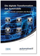 Die digitale Transformation des Automobils