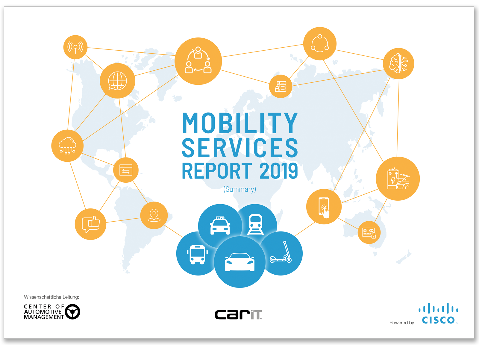 Mobility Services Report 2019 Anlaufbild