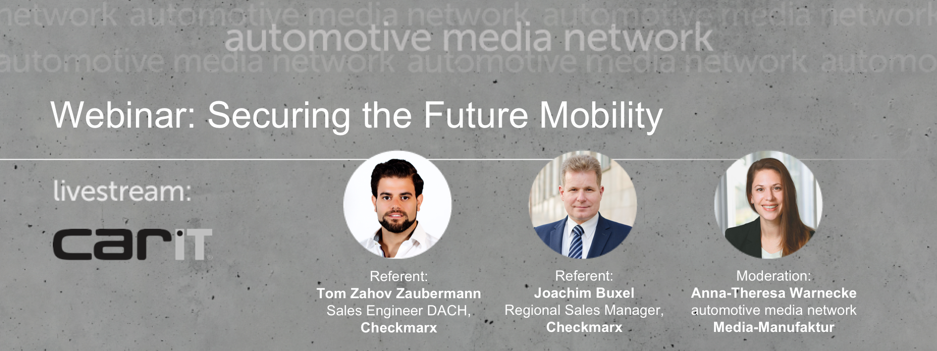 Header Webinar Securing the Future Mobility
