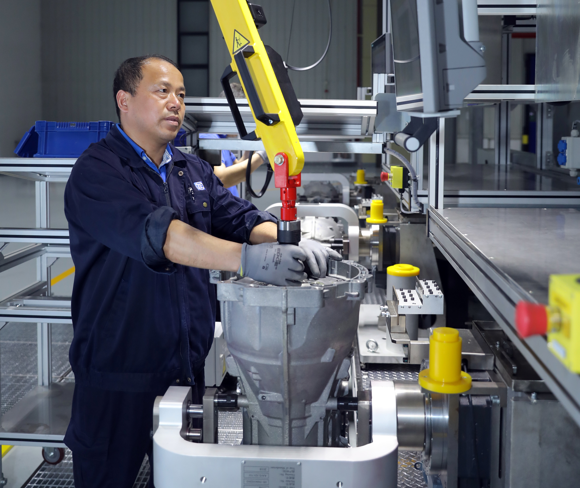ZF, China, Produktion, Auto