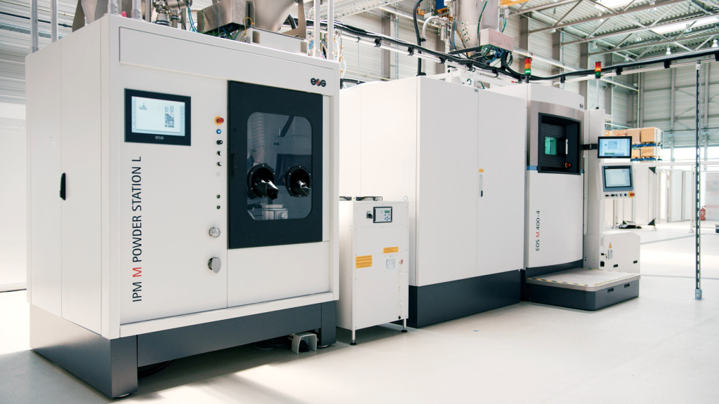 3d-Druck Additive Manufacturing Daimler