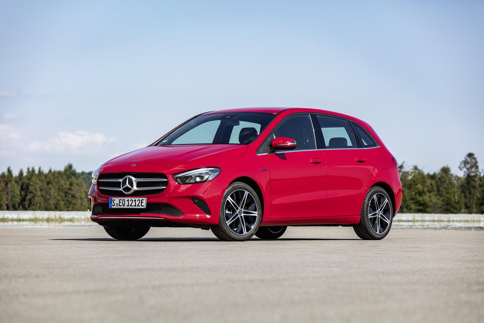 Mercedes-Benz Plug-in-Hybrid B 250 e