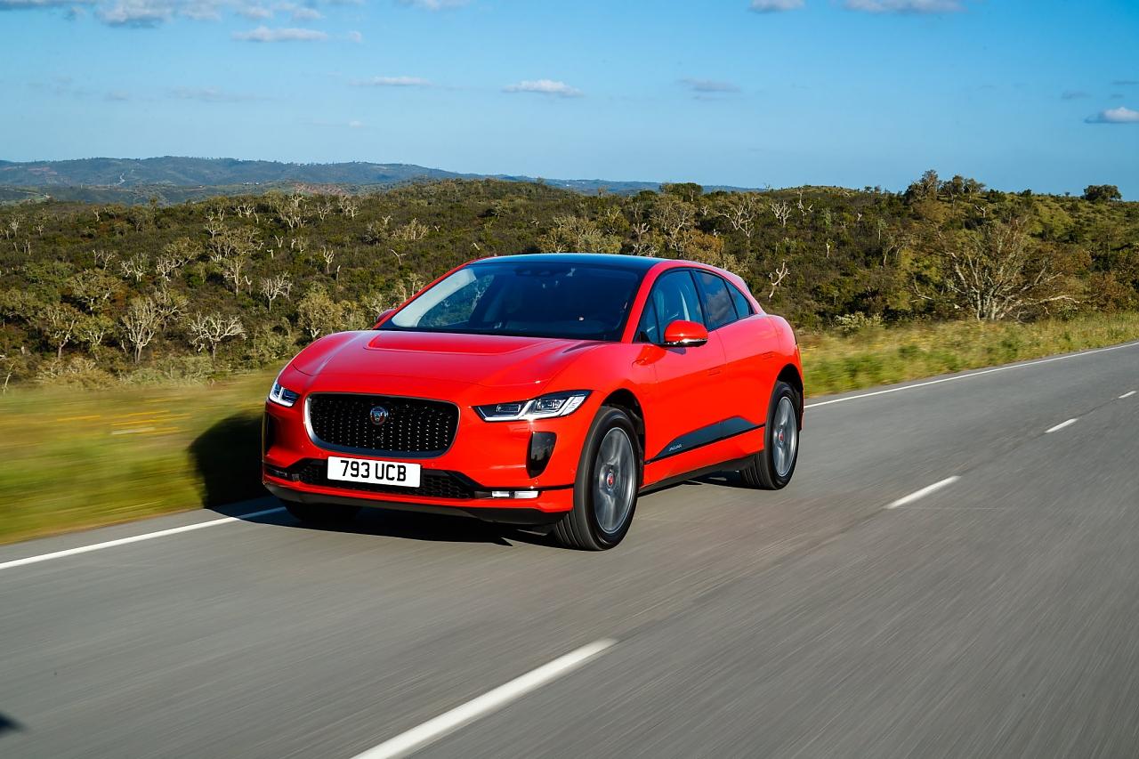 Jaguars elektrischer I-Pace kostet mehr als 70.000 Euro.