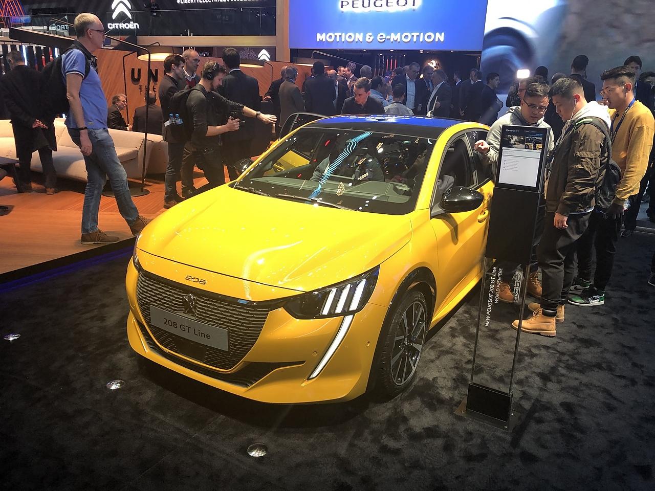 Ebenso wie der Corsa-E wird der Neupreis des elektrischen Peugeot 208 bei knapp 30.000 Euro liegen.