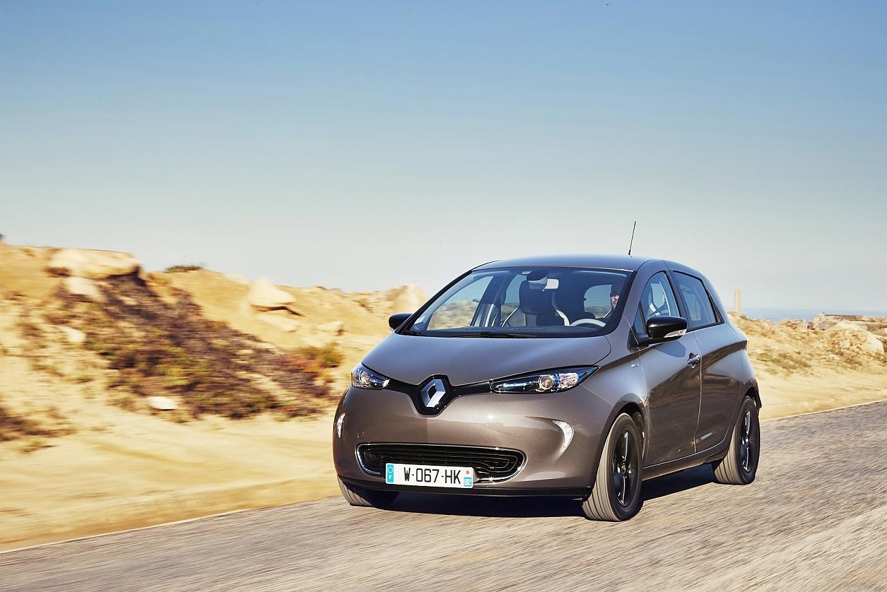 Renaults Zoe kommt bereits ab 21.900 Euro auf dem Markt – hinzu kommt jedoch die Miete für den Akku.
