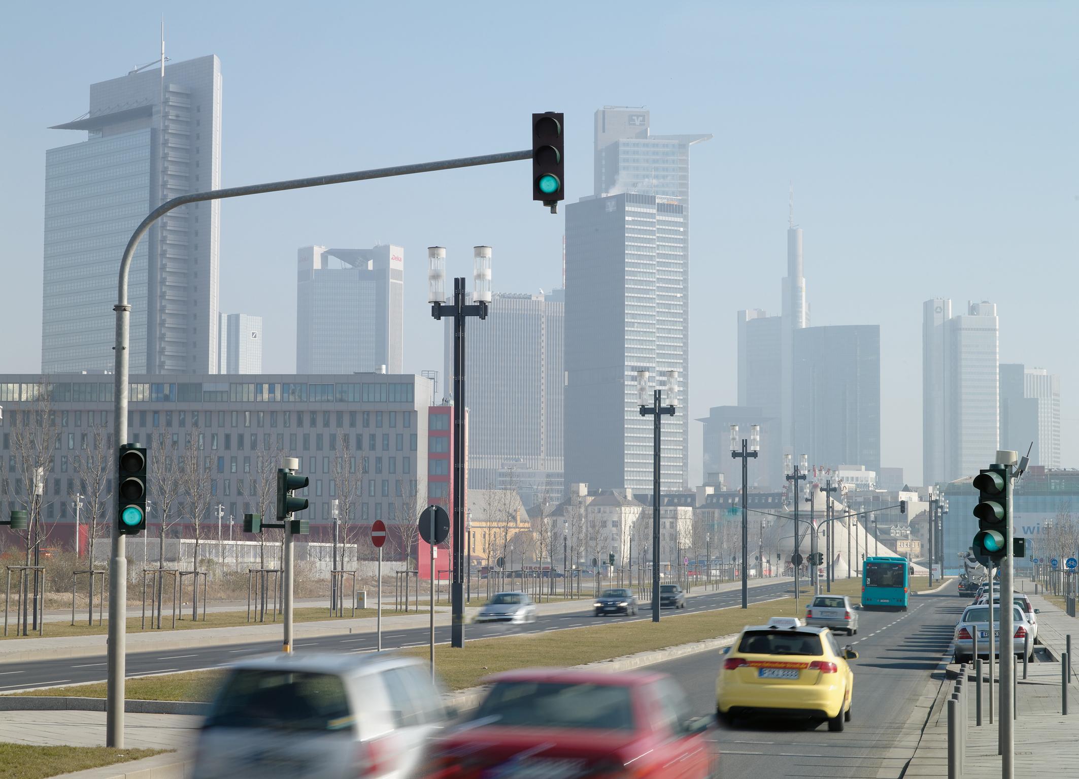 Dänemark setzt künftig auf das Monitoring von GPS-Signalen, um den Verkehr überblicken zu können. Bild: Siemens