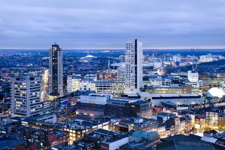 CityPulse_Eindhoven_skyline