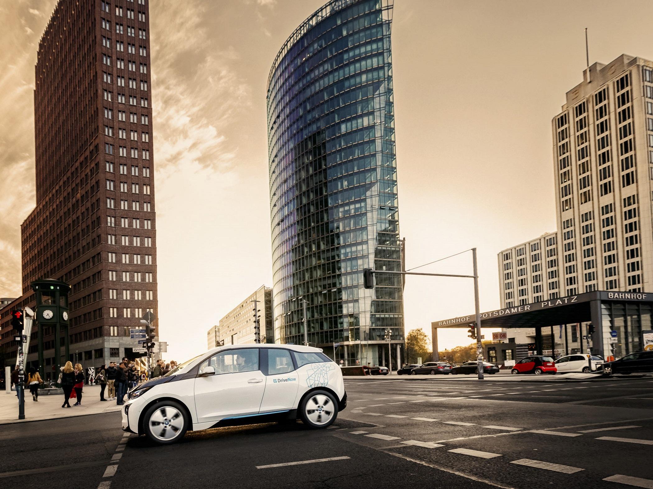 Drive Now setzt hingegen weiter auf Berlin