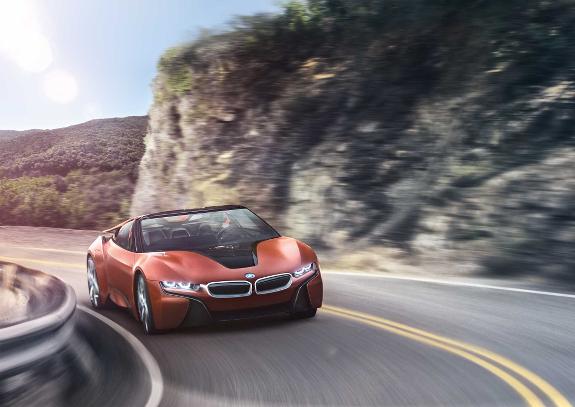 BMW möchte gemeinsam mit Intel und Mobileye bis 2021 vollautonome Fahrzeuge auf die Straße bringen. Bild: BMW