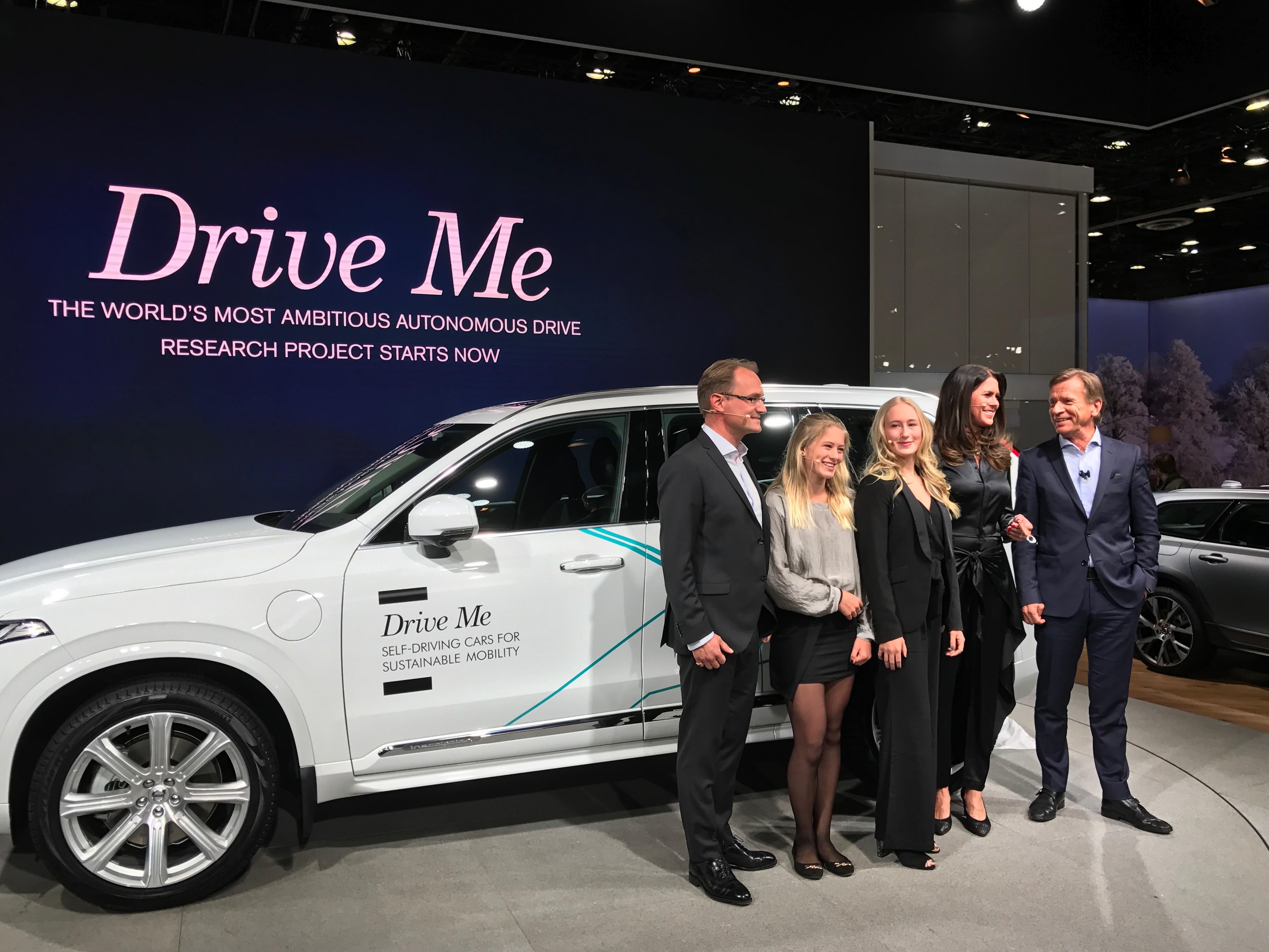 Volvo NAIAS
