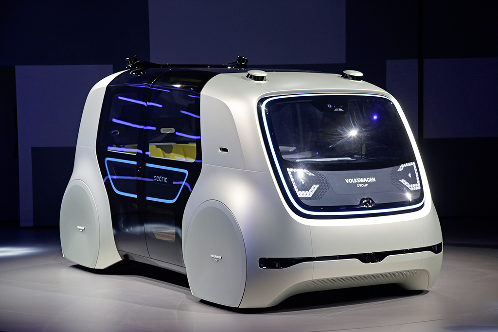 volkswagen zeigt elektro concept car carit. Black Bedroom Furniture Sets. Home Design Ideas