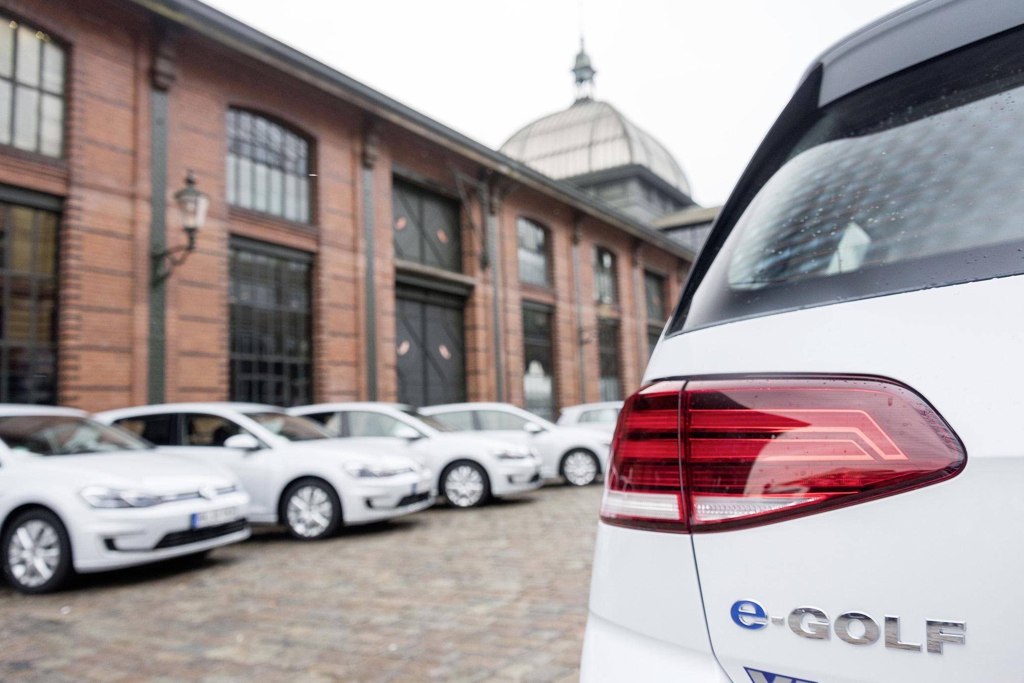 e-Golf Elektromobilität Deutschland