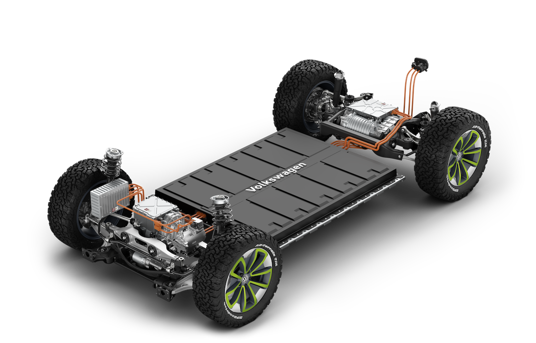 VW, MEB, Batterie, E-Auto