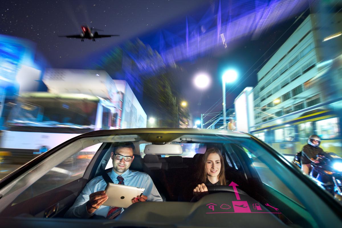 T-Systems arbeitet im Bereich Cybersecurity für Connected Cars künftig mit der Continental-Tochter Argus zusammen. Bild: T-Systems