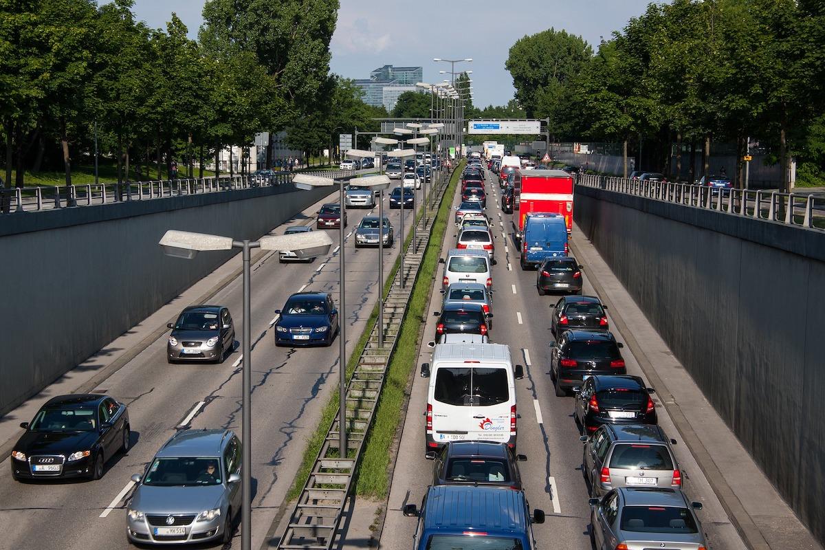 Stau Verkehr Stadtentwicklung