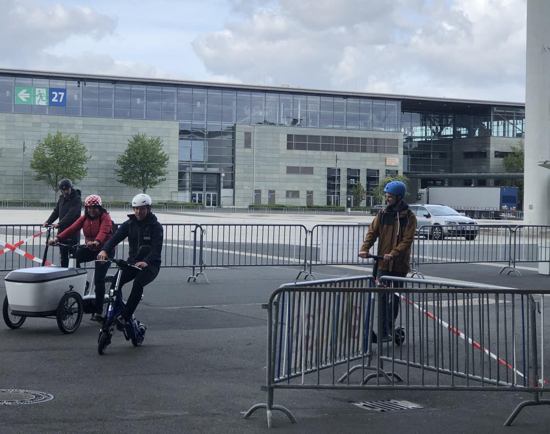 Micromobility Expo, E-Scooter, Hannover Elektromobilität