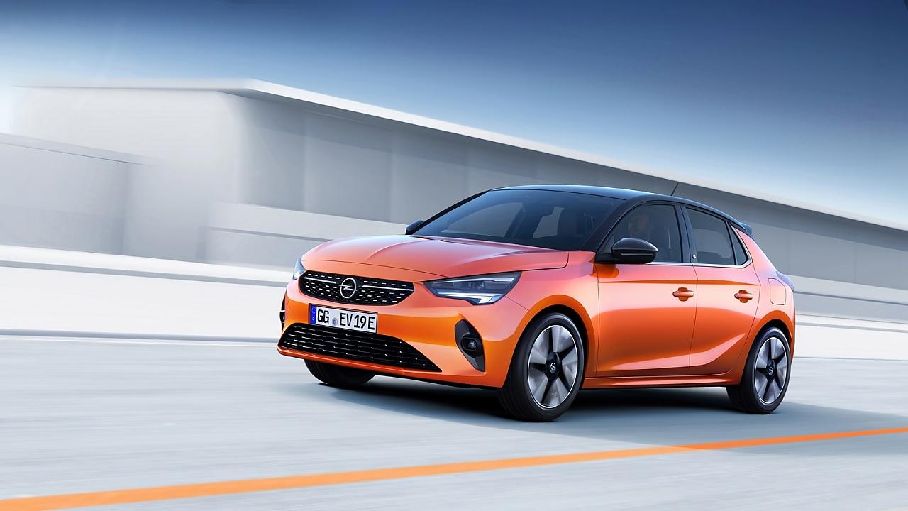 Opel Corsa-e Elektrifizierung