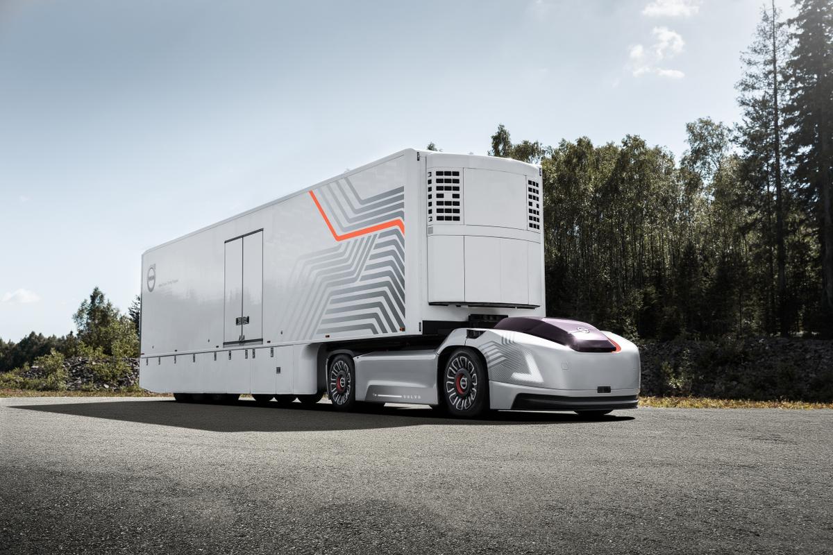 Volvo Trucks Vera autonom LKW