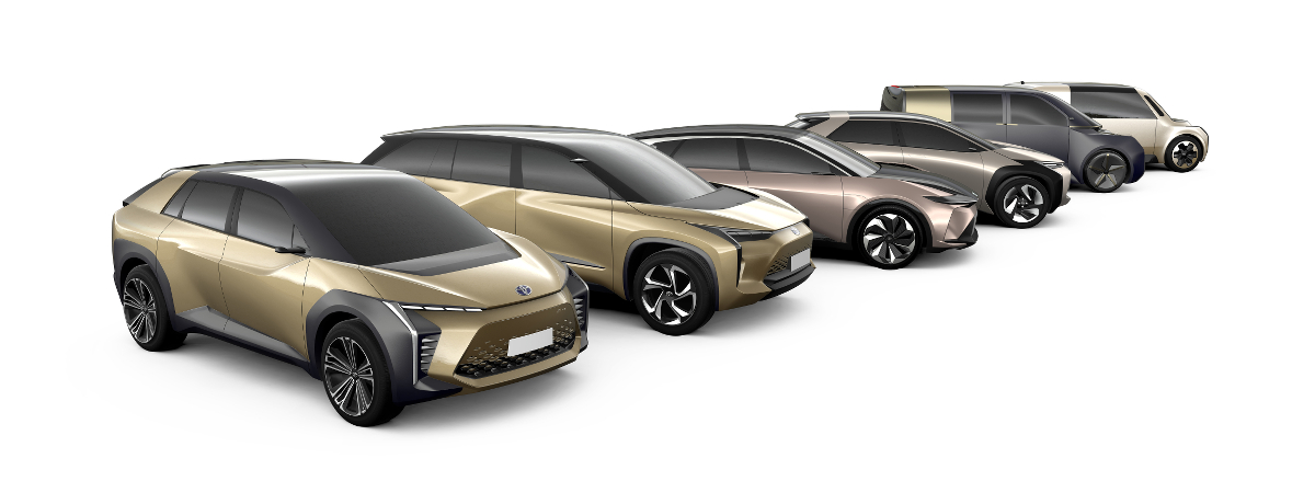 Toyota BEV EMobilität