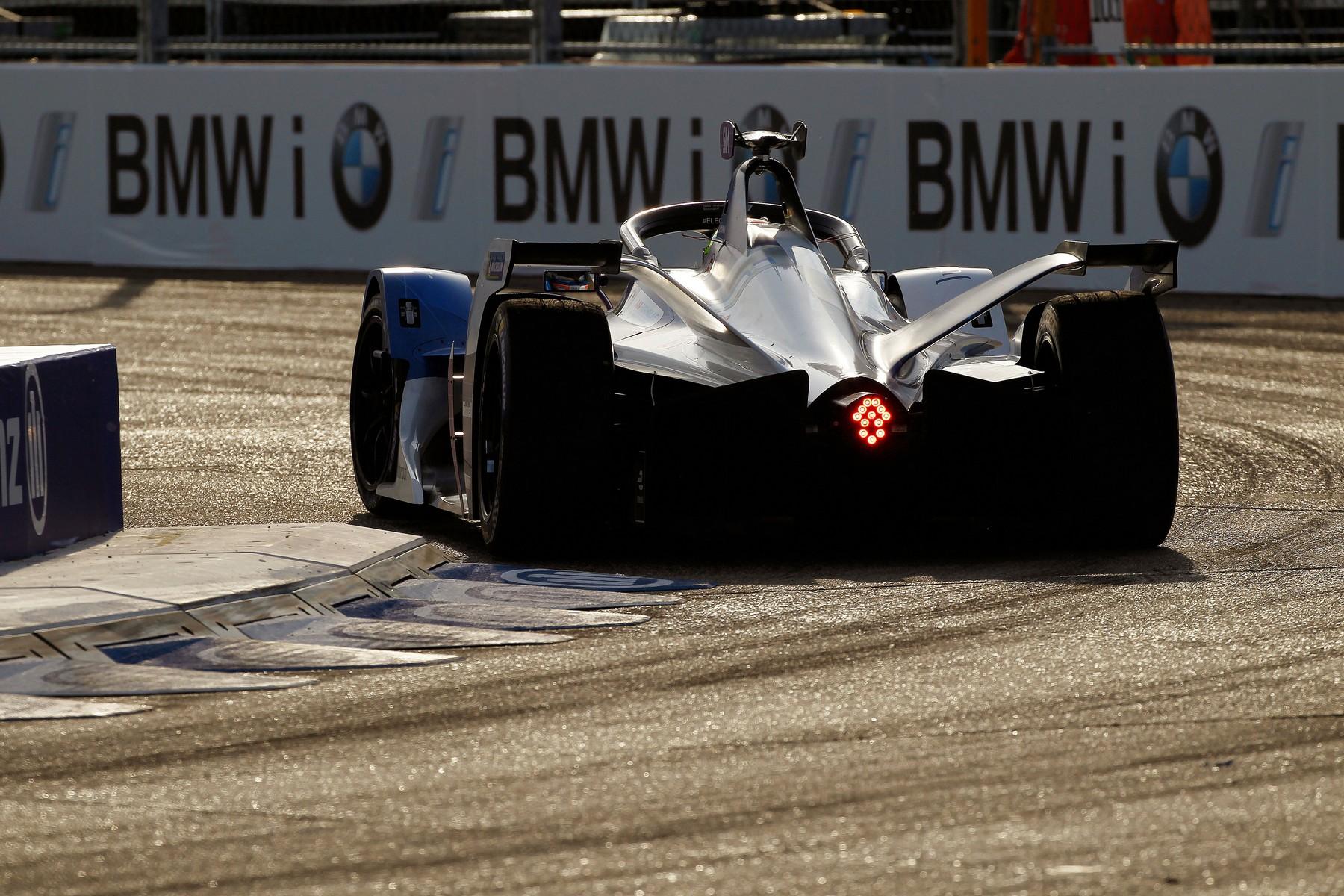 BMW Formel E eMobilität
