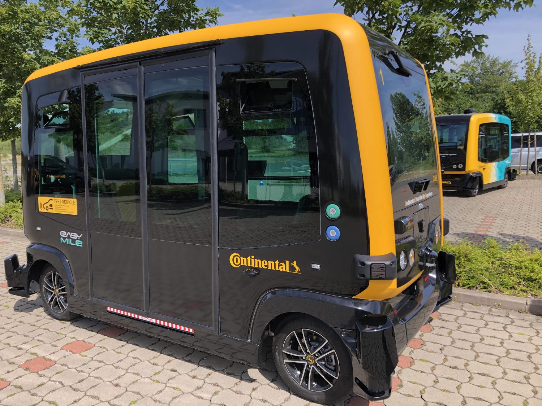Continental TechSHow IAA 2019 Elektromobilität