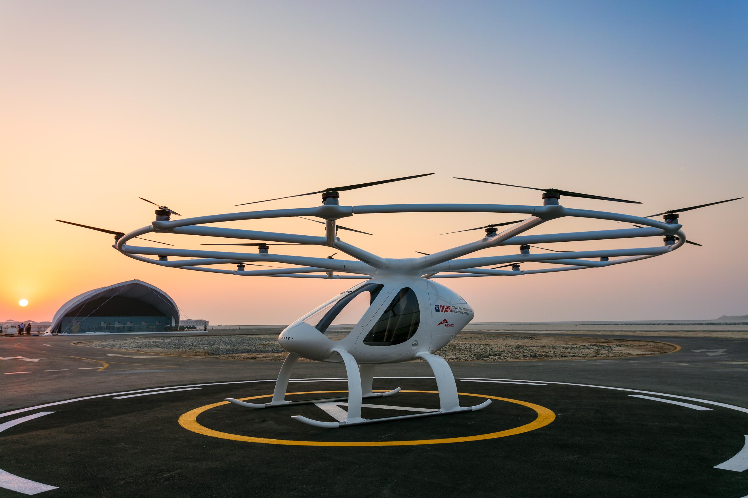 Daimler Volocopter