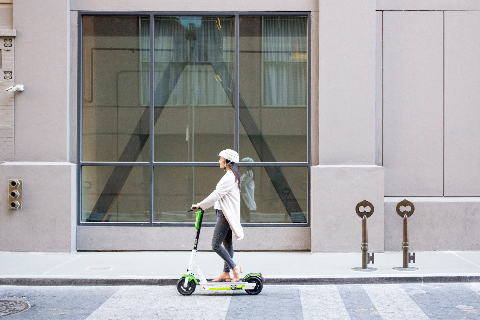 Lime Scooter Sharing