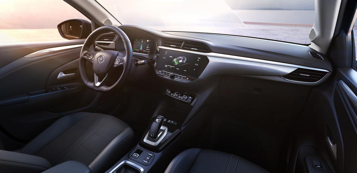 Opel Corsa Connect Telematik Intotainment