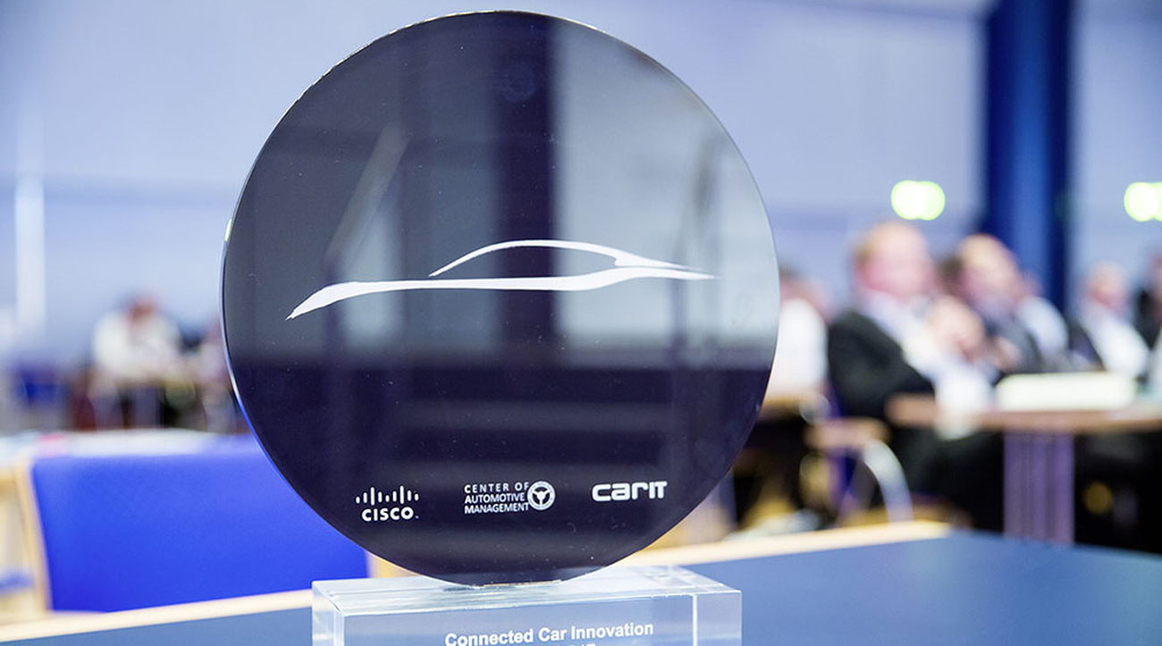 CCI-Award IAA carIT Kongress