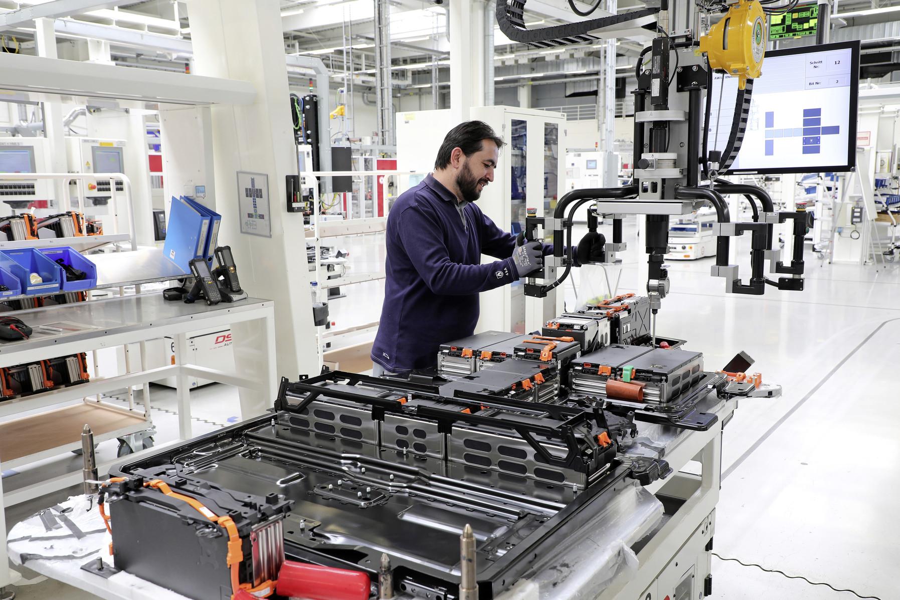 Volkswagen und Northvolt gründen Joint Venture