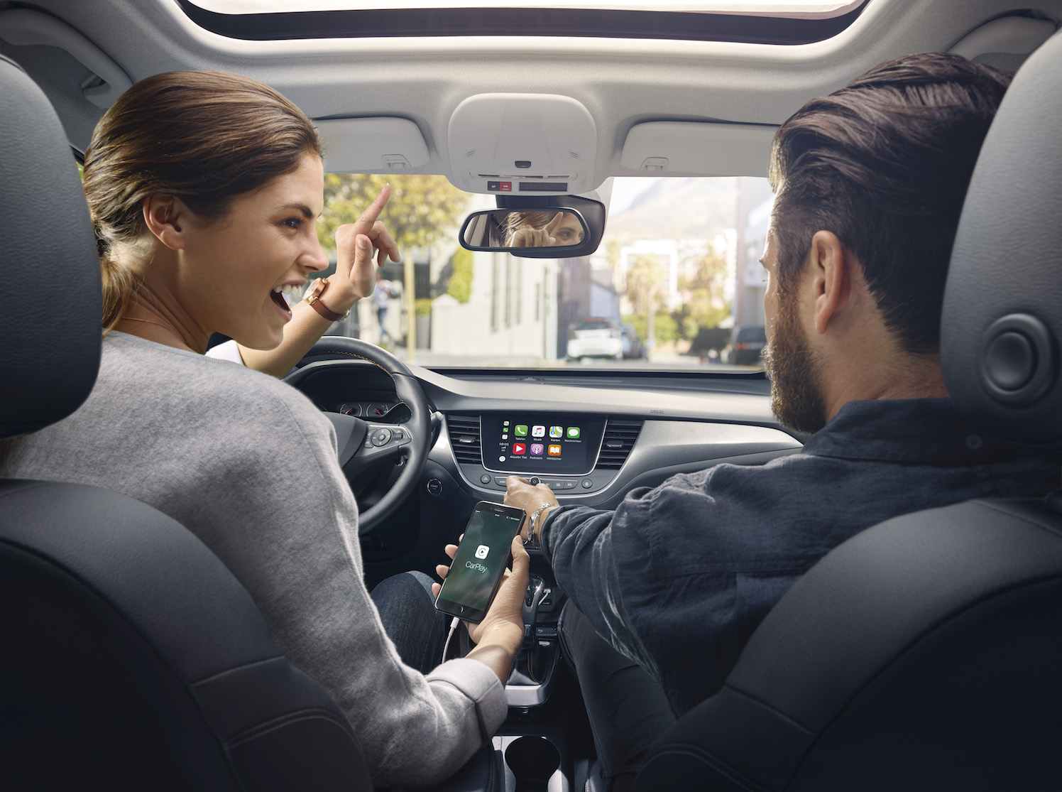 opel, connect