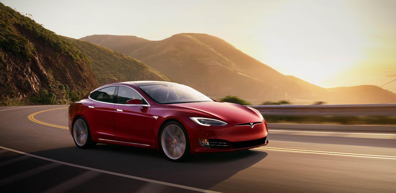 Tesla Model S Elektromobilität