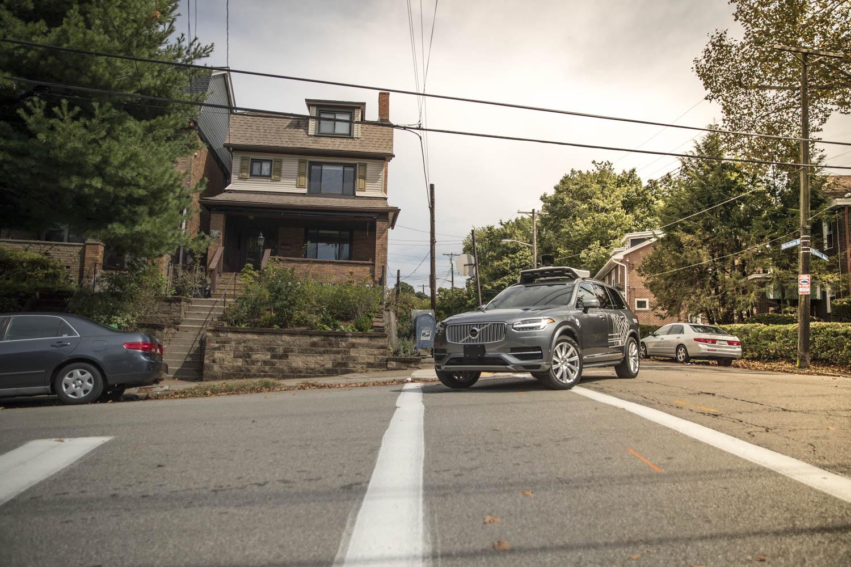 Uber Roboterwagen Unfall