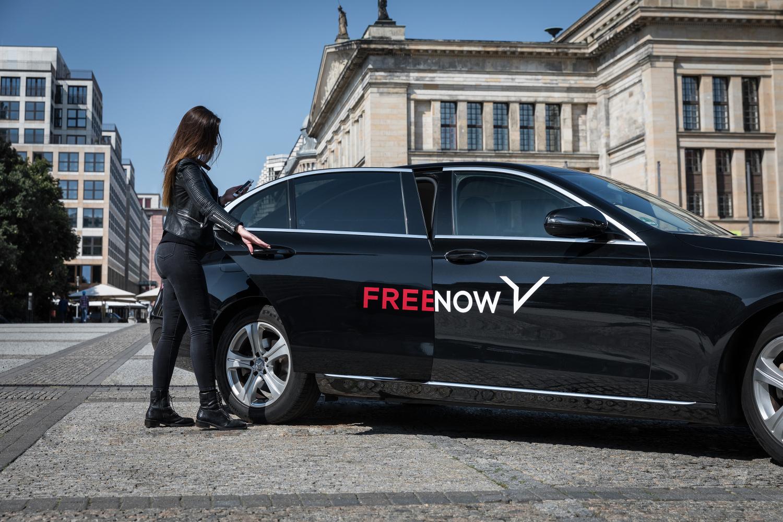 Fahrservice Taxi App Digitalisierung