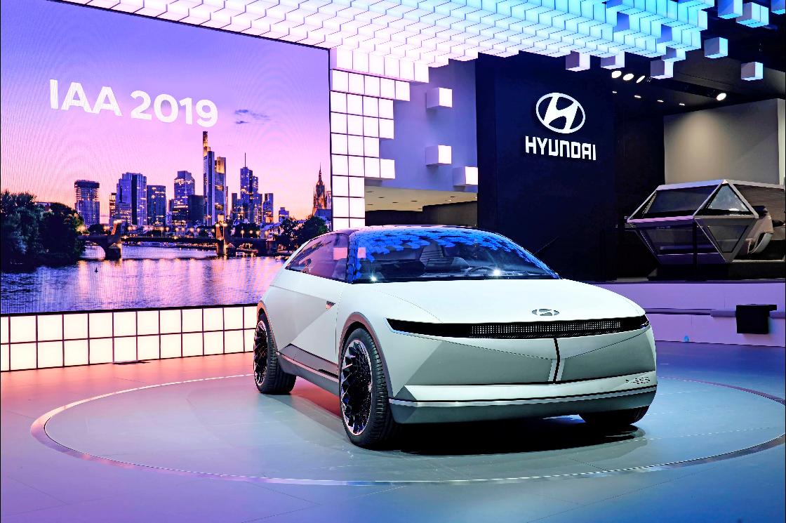 Hyundai, emobility