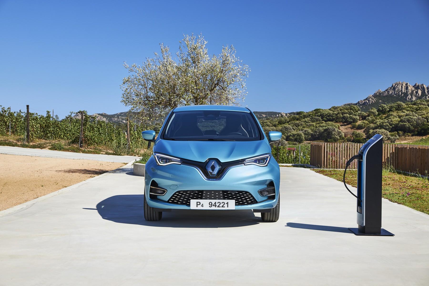 Renault erprobt Ladeszenarien