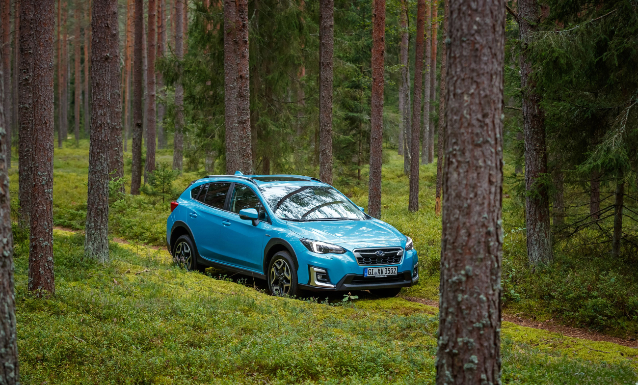 Subaru Elektromobilität E-Boxer