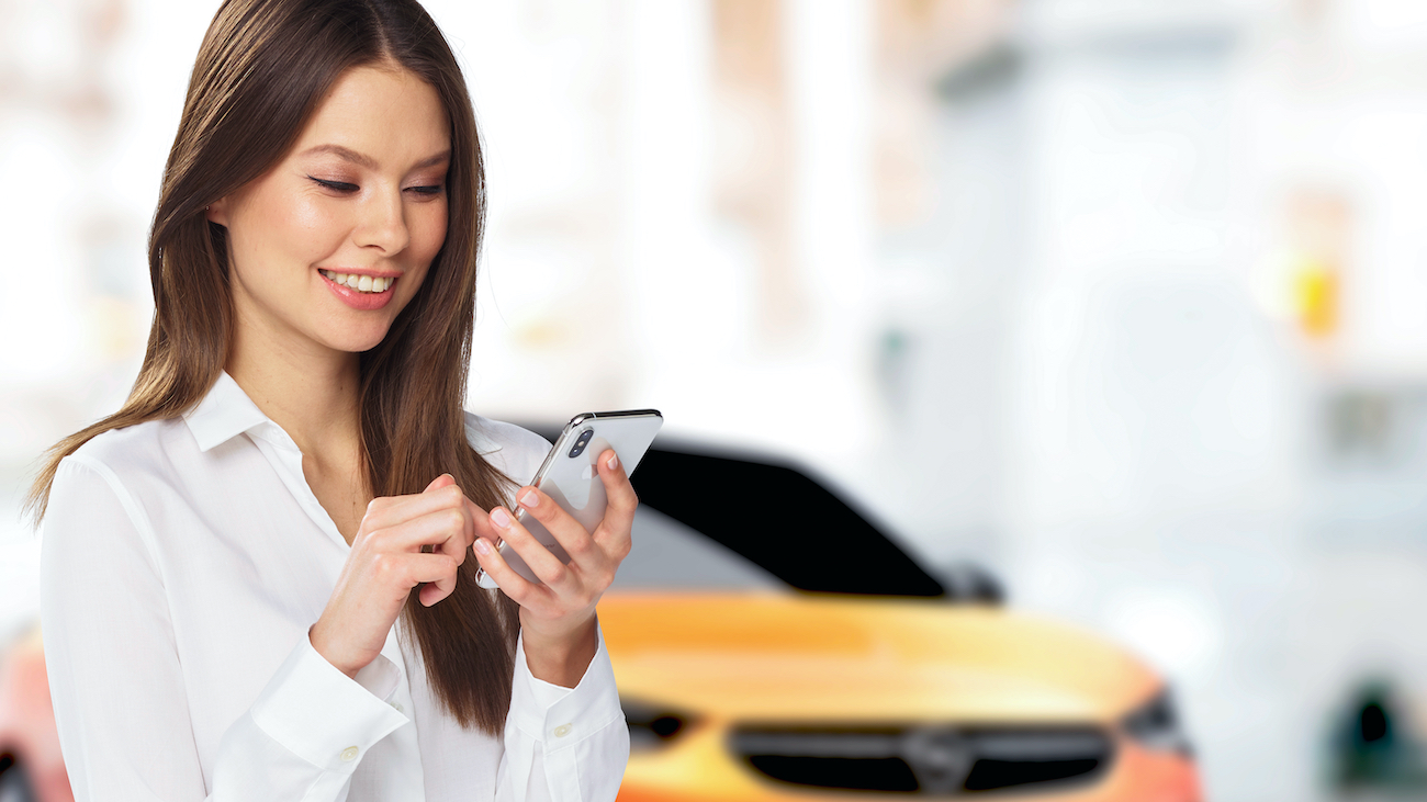 Opel Smartphone Konnektivität